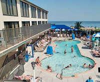 Clarion Resort Fontainebleau Hotel Indoor Swimming Pool