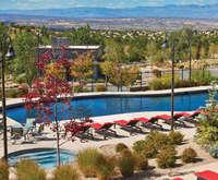 Outdoor Pool at Four Seasons Resort Rancho Encantado Santa Fe
