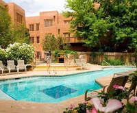 The Hacienda & Spa at Hotel Santa Fe Lobby