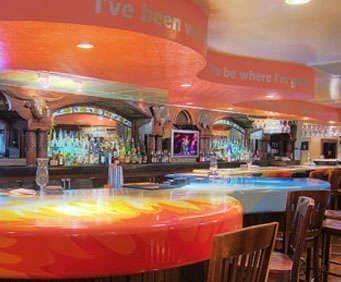 Hard Rock Café Seating for Cafe