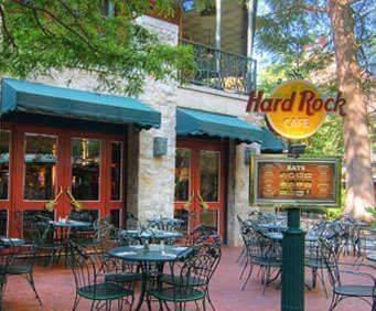 Hard Rock Café Outside Venue