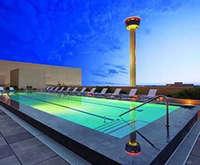Outdoor Swimming Pool of Grand Hyatt San Antonio