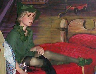 Tussaud's Wax Museum, Peter Pan
