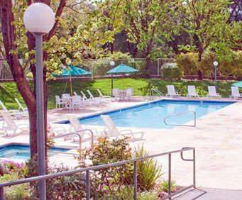 Outdoor Pool at River Pointe Napa Valley Resort