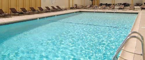 Outdoor Pool at Harrah's Casino Hotel Reno