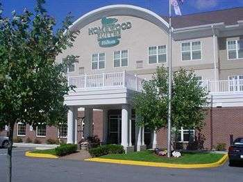 Exterior View of Homewood Suites by Hilton Providence/Warwick