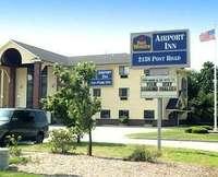 Exterior of Best Western Airport Inn