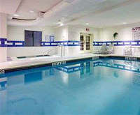Holiday Inn Express Hotel & Suites Warwick-Providence (Arpt) Indoor Pool