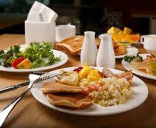 Ramada Austin Central Dining