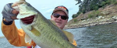You bring it all fishing charter on lake buchanan near for Lake buchanan fishing