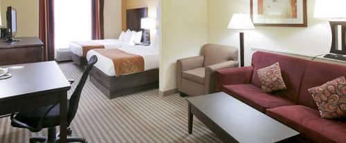 Comfort Suites North Room Photos