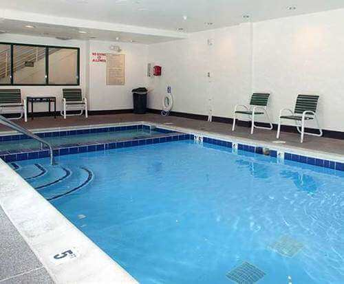 Gateway Mountain Lodge by Keystone Resort Indoor Swimming Pool