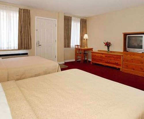 Quality Inn Redding Room Photos