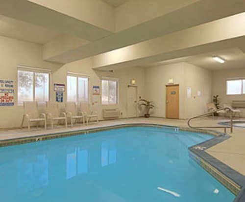 Ramada Limited Redding Indoor Pool