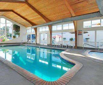Clarion Hotel Monterey Indoor Swimming Pool
