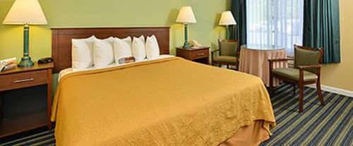 Quality Inn Santa Barbara Room Photos