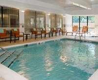 Courtyard Marriott Vicksburg Hot Tub Photo