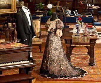 Biltmore Estate, clothing