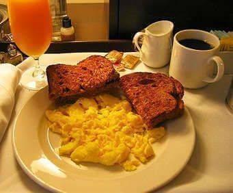 Rodeway Inn Asheville Dining Photo