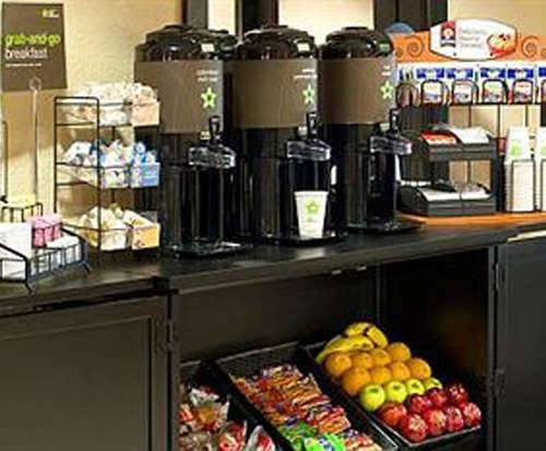 Extended Stay America San Jose - Morgan Hill Dining