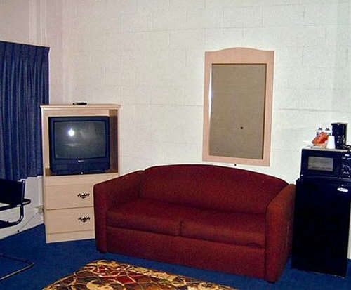Photo of Budget Motel Room