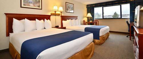 BEST WESTERN Tacoma Dome Hotel Room Photos