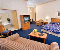 Photo of Glengate Hotel & Suites Room