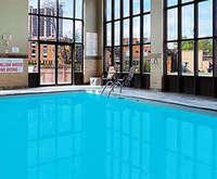 Fallsview Lodge Niagara Falls ON Indoor Pool