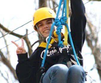 Whitewater Rafting, Zipline & Ropes Challenge Course, zipline