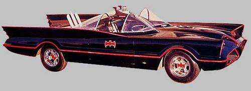 Star Cars Museum - Batmobile