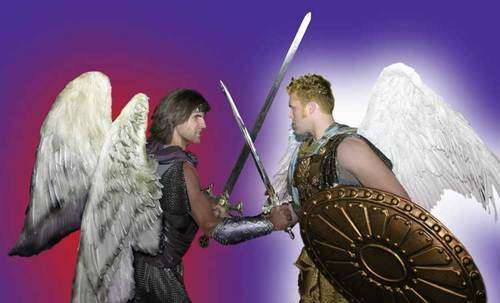 Experience the Battle of the Angels