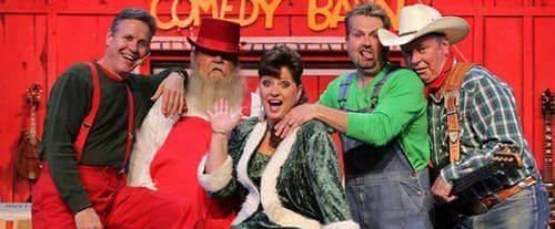 Comedy Barn Variety Show Cast