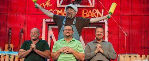 Comedy Barn Variety Show, performance