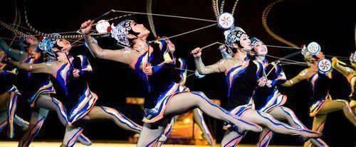 Cirque De Chine Acrobatics Show, China