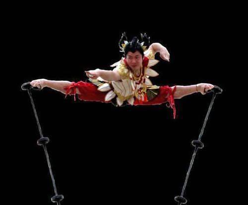Cirque De Chine Acrobatics Show, acrobatics