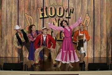 Hoot 'n' Holler Dinner Show