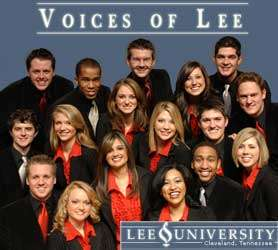 Voices of Lee - Lee University/Singers