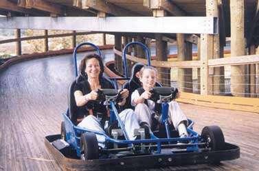Track Go Card - Go Karts