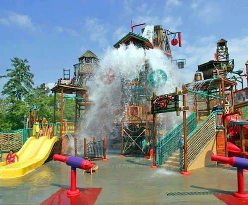 Dollywood's Splash Country Waterpark