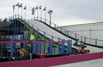 Rockin Raceway - Go Karts