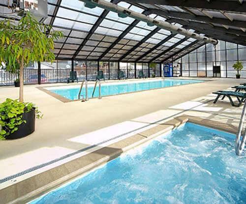 Clarion Inn & Suites Gatlinburg Indoor Pool