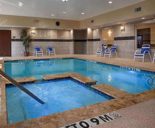 Best Western Manvel Inn & Suites Indoor Pool