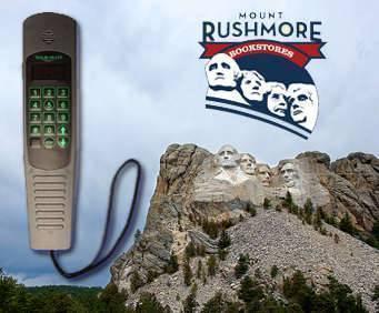 Mount Rushmore Audio Tour - Audio Device