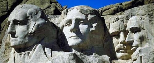 Mount Rushmore Audio Tour - Heads