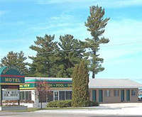 Northwinds Motel Mackinaw City Indoor Pool