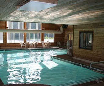 Mackinaw Beach and Bay All Suites Resort Indoor Swimming Pool