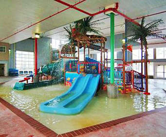 Comfort Suites Mackinaw City Waterpark