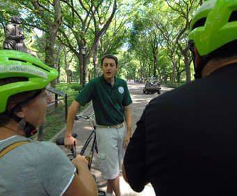 Central Park Bike Tour Guide