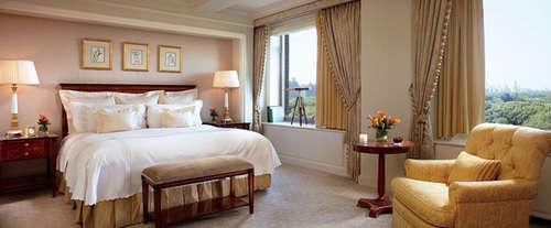 Ritz Carlton Central Park Room Photos