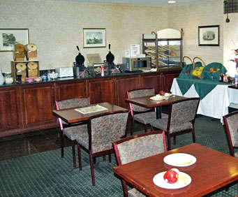 Best Western City View Inn Dining Photo
